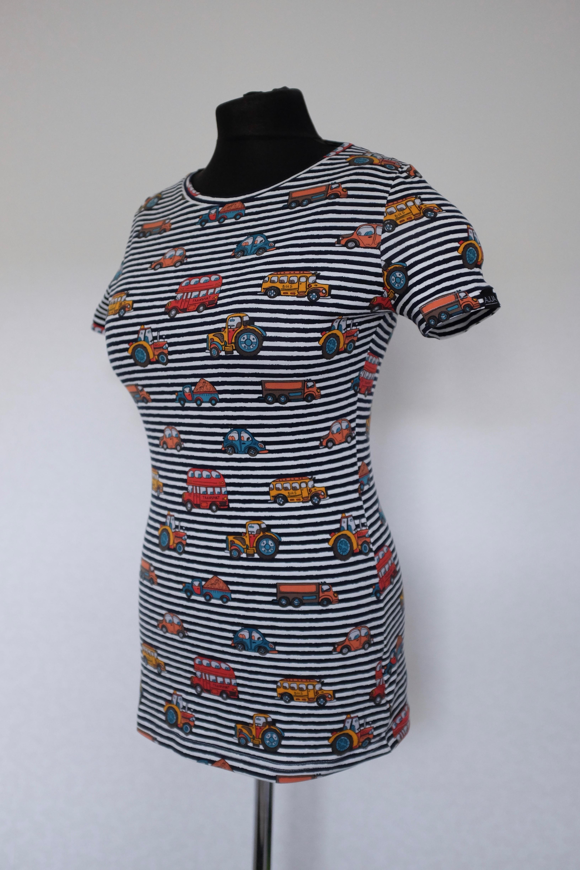 3537c9e1b5f Bambusové tričko bez kojo prestrihu (aj pre nosiace mamičky ...